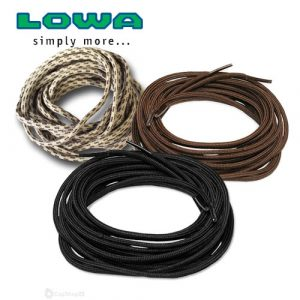 Combat Boot Round Laces 180cm and 210cm by Lowa.