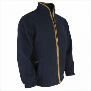 Huntsbury Country Fleece Jacket – Navy