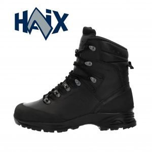 Haix Black Army Goretex Boots ( Supergrade )