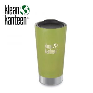 KLEAN KANTEEN INSULATED TUMBLER (473ML) WITH STRAW & LID – Olive