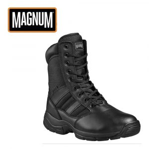 Magnum Panther 8.0 Sidezip Unisex Uniform Boot – Black