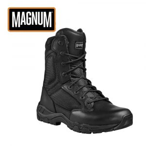 Magnum Viper Pro 8.0 Sidezip Men's & Women's Uniform Boot – Black
