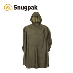 Snugpak Enhanced Patrol Poncho – Olive Green