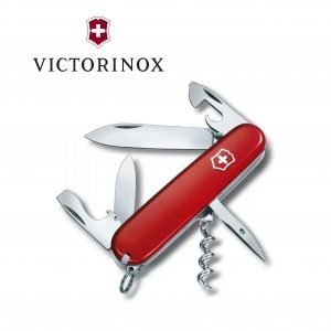 Victorinox Spartan Swiss Army Knife – Red