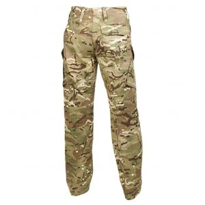 British Army MTP Combat Trousers