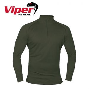 Viper Mesh-tech Armour Top – Olive Green