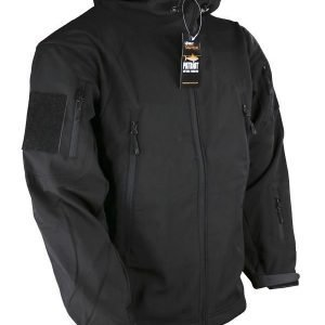 Patriot Tactical Soft shell Jackets.