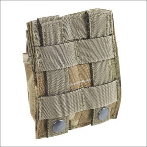 Marauder Pistol Mag 9mm Molle Twin Ammo Pouch – MTP