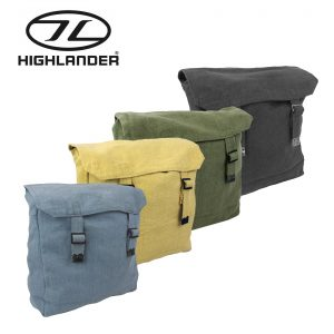 Highlander Large Web Backpack  – 4 Colours